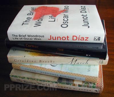 Latest Pulitzer Prize Winners